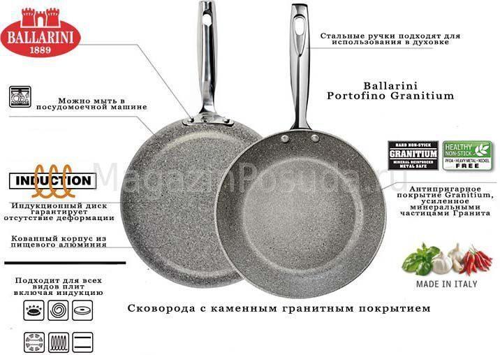 Размер посуды для индукционной плиты