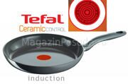 Сковорода 24 см Tefal Ceramic Control Induction 9330472